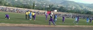 Burundi soccer